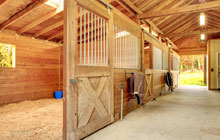 Quernmore stable construction leads